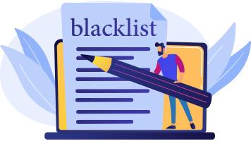 ارسال پیامک به مخاطبان بلک لیست در بهترین وب سرویس پیامک